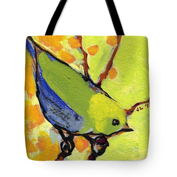 16 Birds No 2 Tote Bag