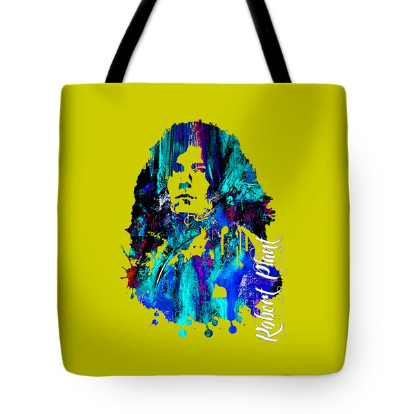 Robert Plant Collection Tote Bag