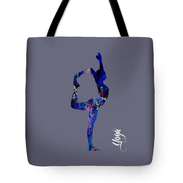 Yoga Collection Tote Bag