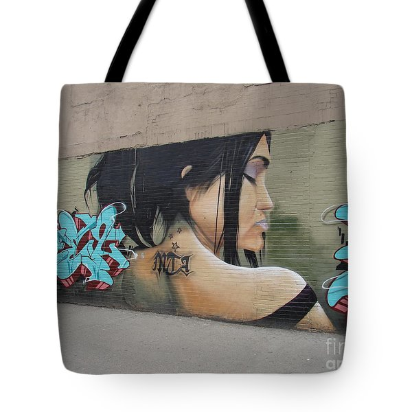 160 Dyckman Street  Tote Bag by Cole Thompson