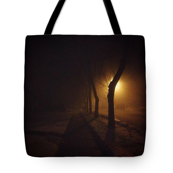 The Long Walk Home Tote Bag