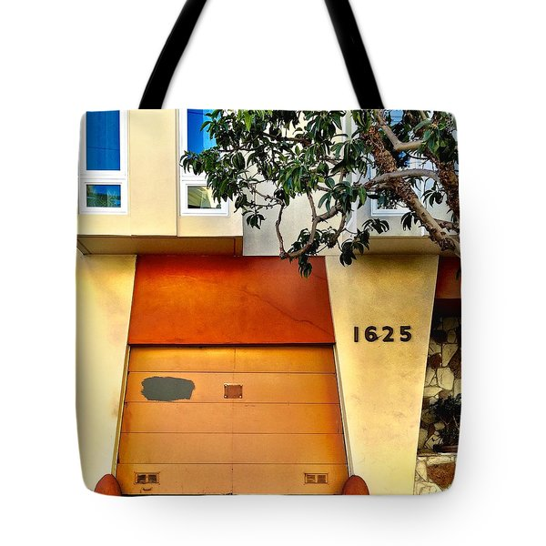 1625  Tote Bag by Julie Gebhardt