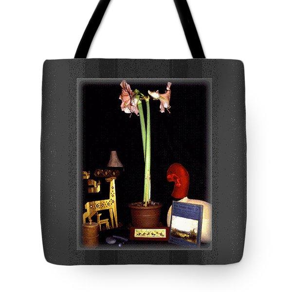 Digital Artistry Tote Bag