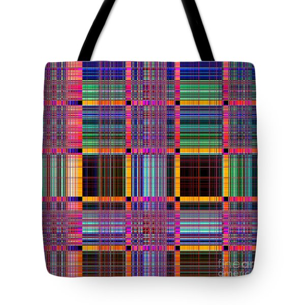 1672 Abstract Thought Tote Bag
