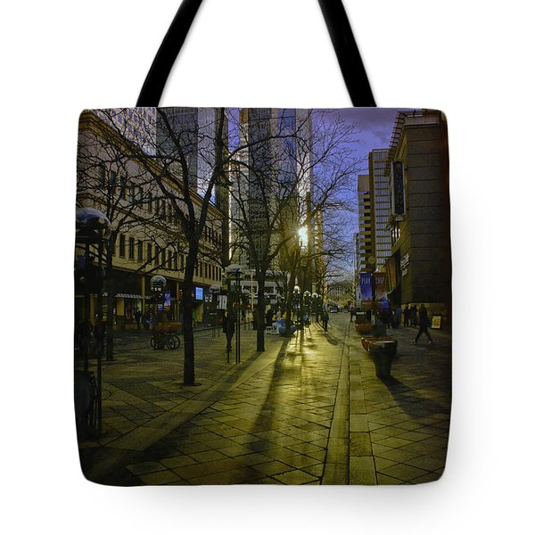 16th Street Mall Tote Bag