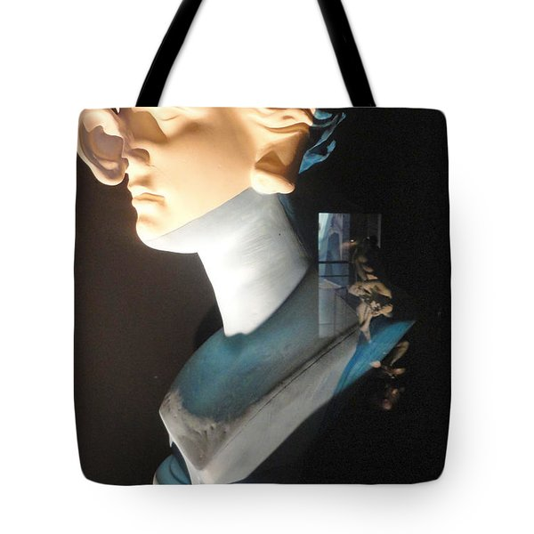 Salvador Dali Museum Tote Bag by Gregory Dyer