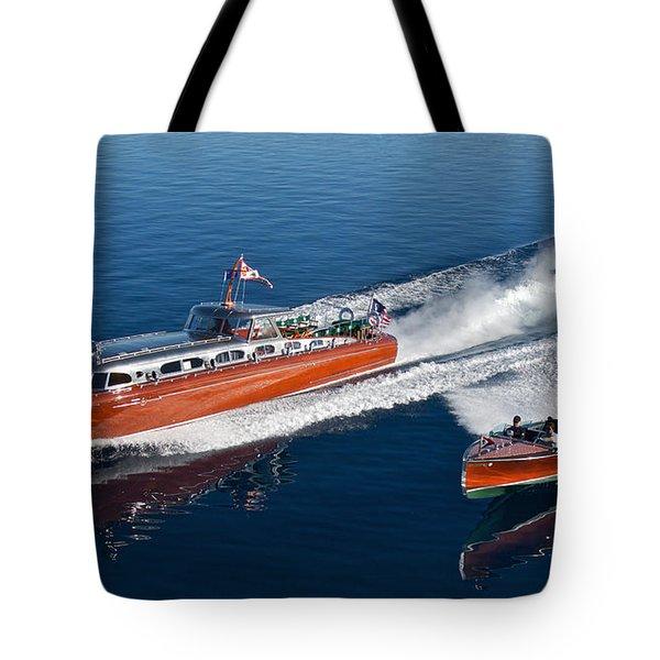 Tahoe Classics Tote Bag