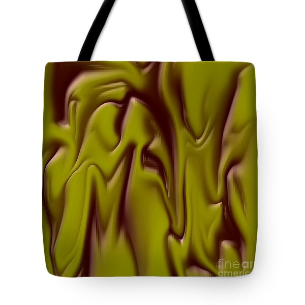 1710 Abstract Thought Tote Bag