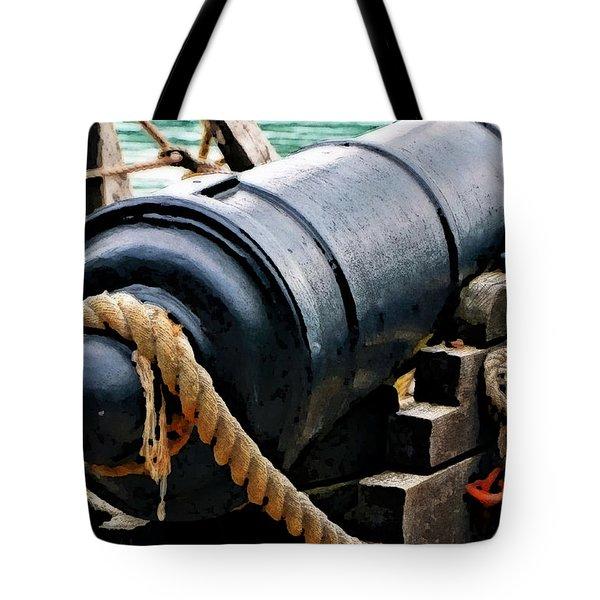 1776 Philadelphia II Canon Tote Bag