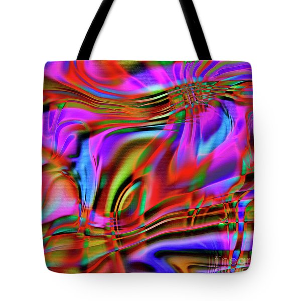 1783 Abstract Thought Tote Bag