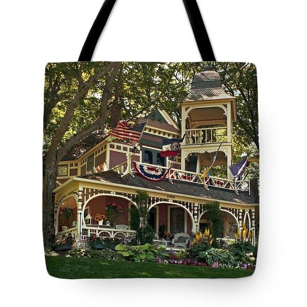 1794 Bayview Tote Bag