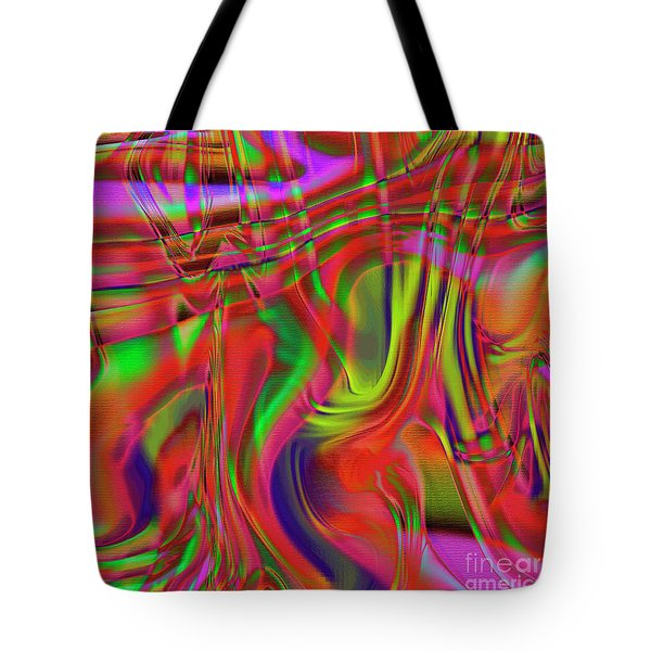 1799 Abstract Thought Tote Bag