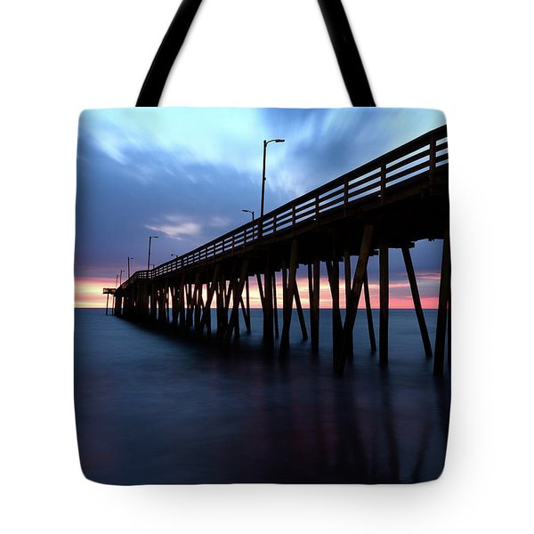 17th St. Virginia Beach, Va. Tote Bag