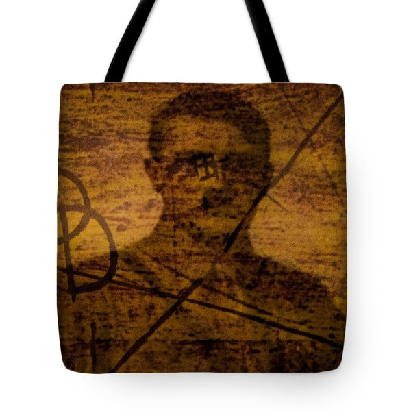 Tote Bag featuring the photograph 18-2 by Randy Sylvia