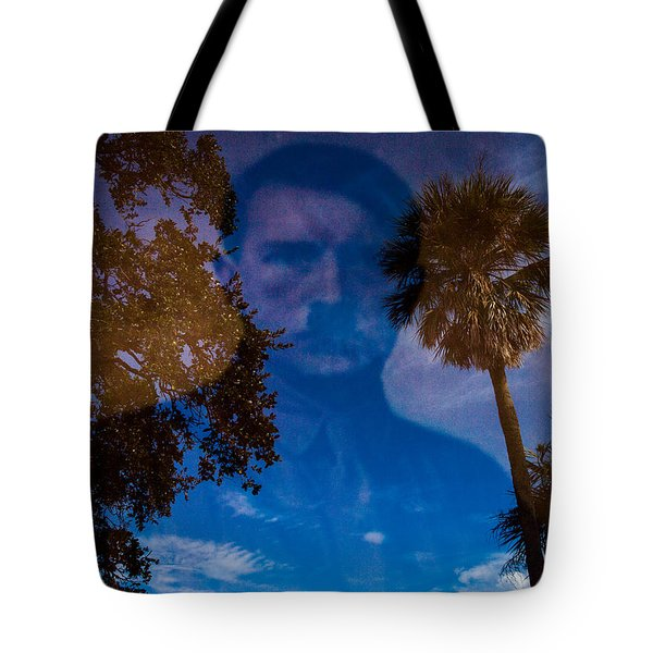 Tote Bag featuring the photograph 18-4 by Randy Sylvia
