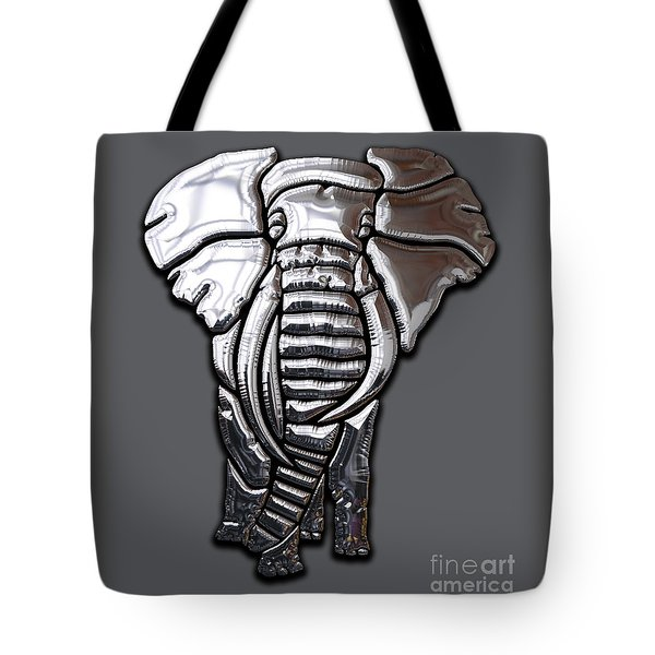 Elephant Collection Tote Bag by Marvin Blaine