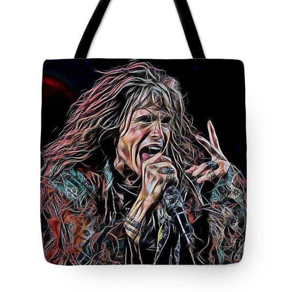 Steven Tyler Collection Tote Bag