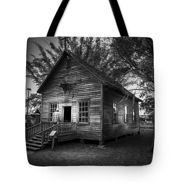 1800's Florida Church Tote Bag