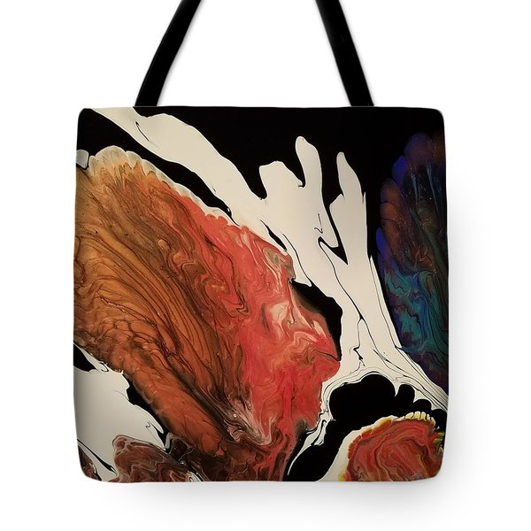 #183 A - Without Fish  Tote Bag