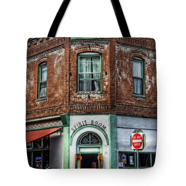 1898 Hotel Connor - Jerome Arizona Tote Bag
