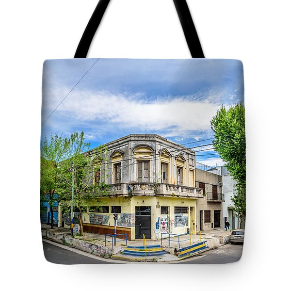 1899 Tote Bag by Randy Scherkenbach