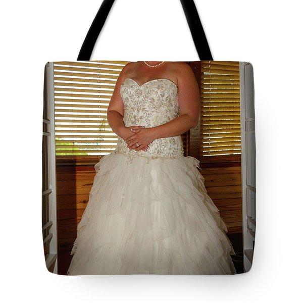 Faulkner Wedding Tote Bag