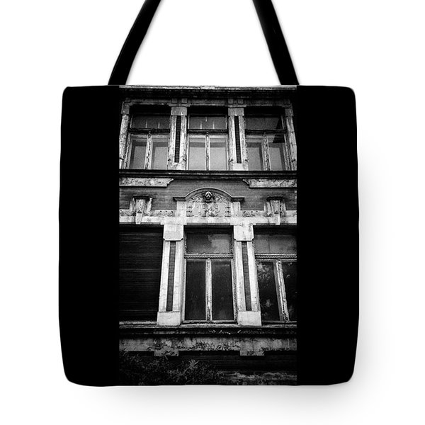 1909  #ndh #nordhausen #nokia Tote Bag by Mandy Tabatt