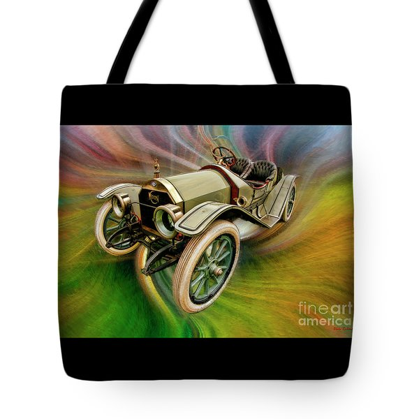 1912 Moon 30 Raceabout Tote Bag