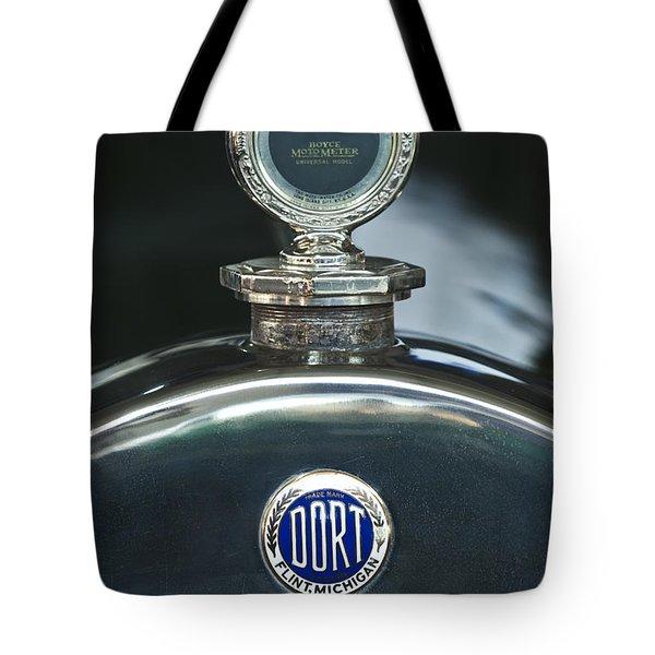 1923 Dort Sport Hood Ornament Tote Bag by Jill Reger