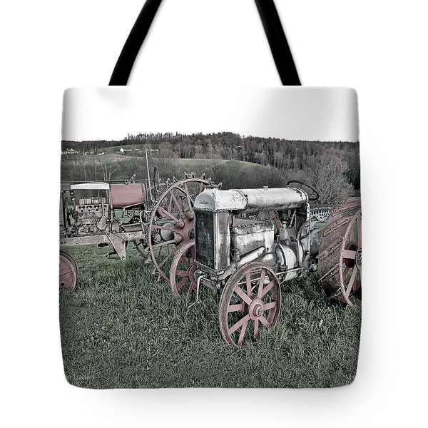 1923 Fordson Tractors Tote Bag
