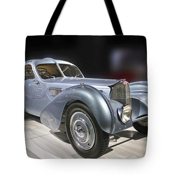 1926 Bugatti Tote Bag