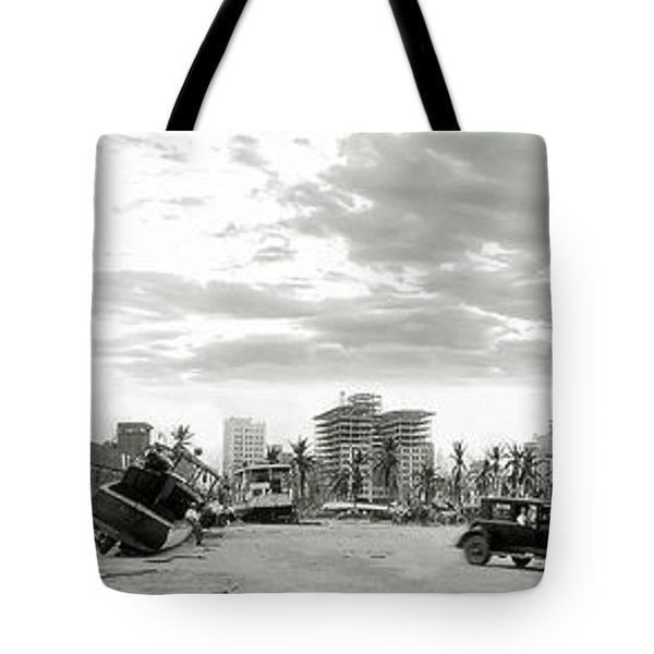 1926 Miami Hurricane  Tote Bag