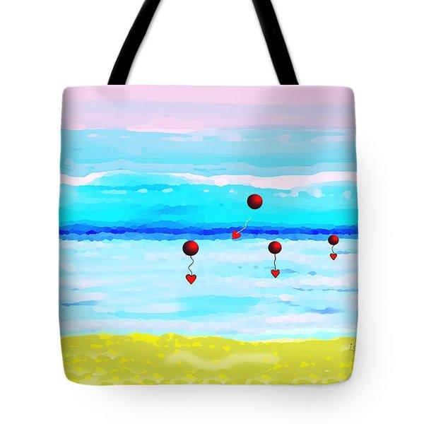1926 -  Ocean Blue ... Tote Bag