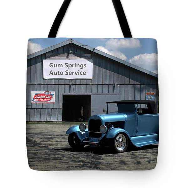 1929 Ford Roadster Tote Bag
