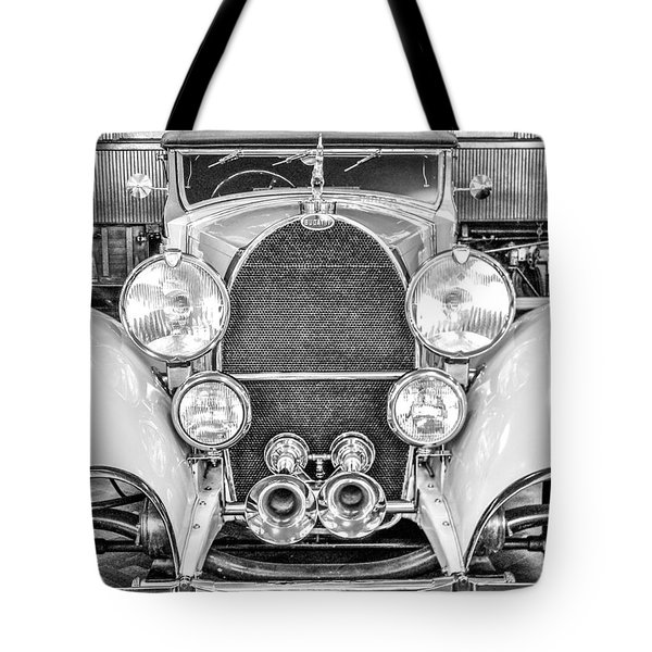 1930 Bugatti Royale Tote Bag