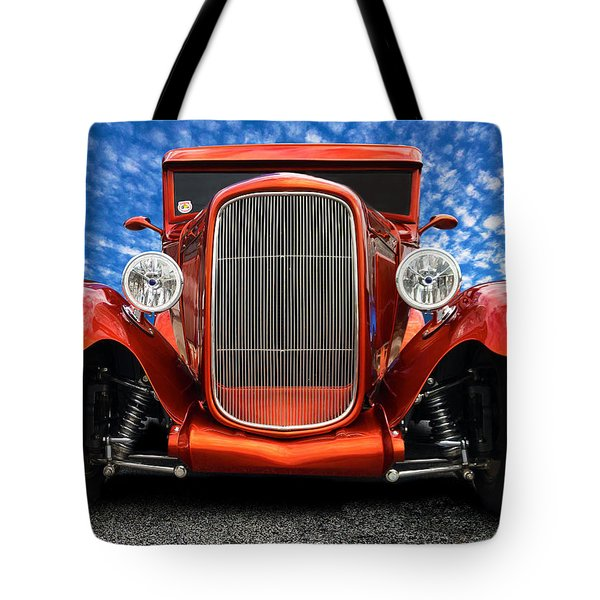 1930 Ford Street Rod Tote Bag