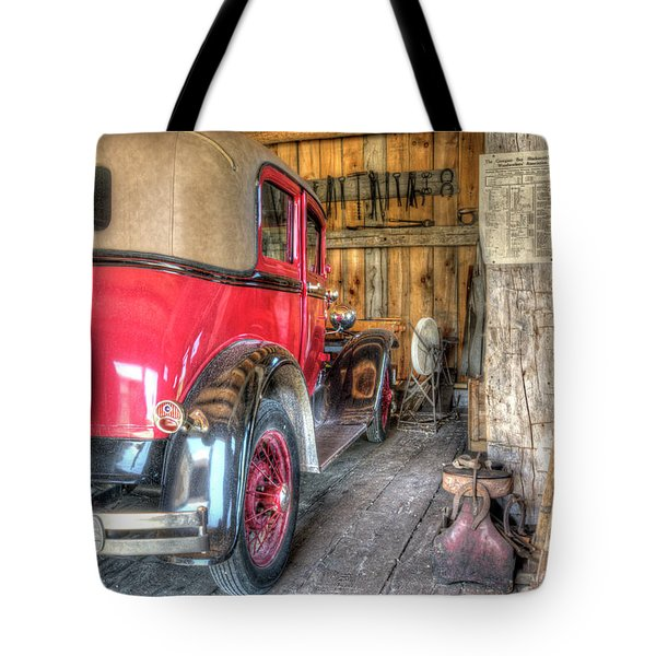 1931 Model A Victoria Tote Bag by Irwin Seidman