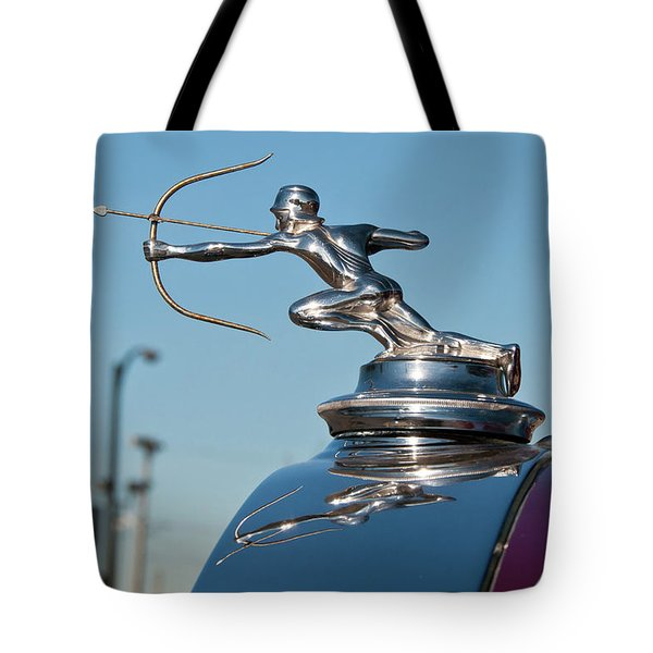 1931 Pierce Arrow 3471 Tote Bag by Guy Whiteley