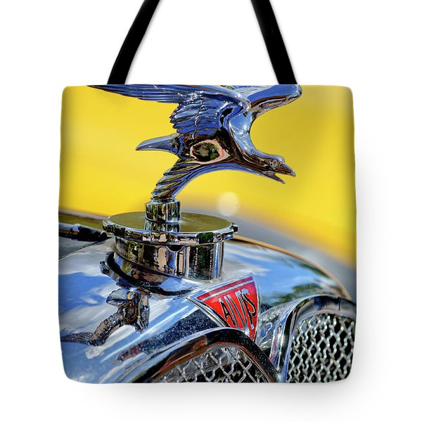 1932 Alvis Hood Ornament Tote Bag by Jill Reger