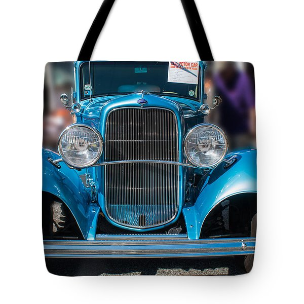 Tote Bag featuring the photograph 1932 Ford by Lynne Jenkins
