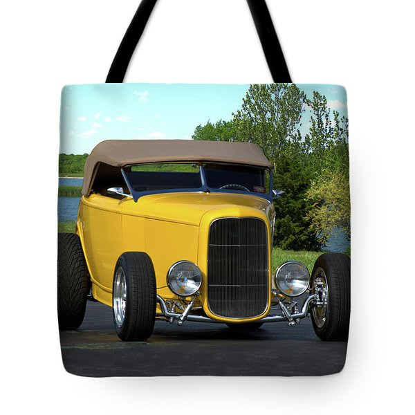 1932 Ford Roadster Tote Bag
