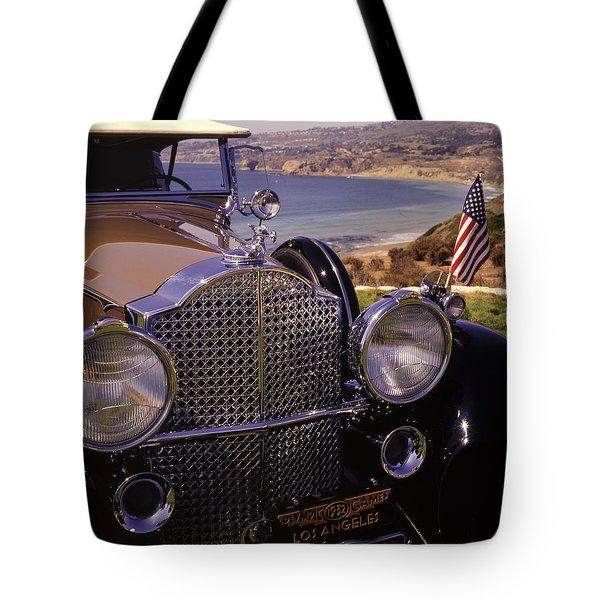 1932 Packard Phaeton Tote Bag