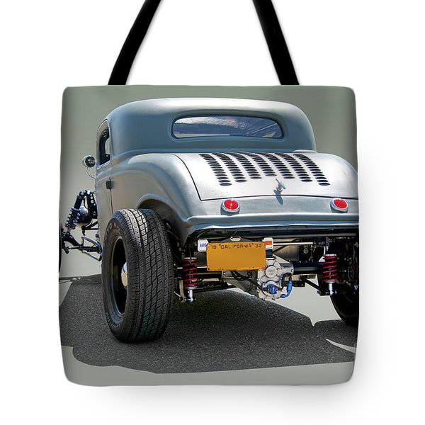 1934 Ford 'performance' Coupe 5 Tote Bag