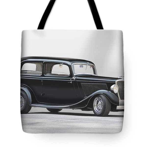 1934 Ford Tudor Sedan 1 Tote Bag