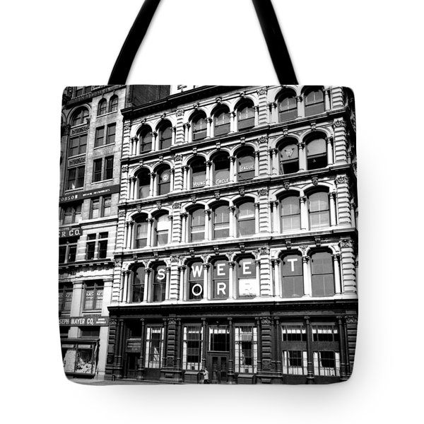 1935 15 Union Square New York City Tote Bag by Historic Image