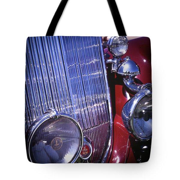 1936 Auburn  Tote Bag