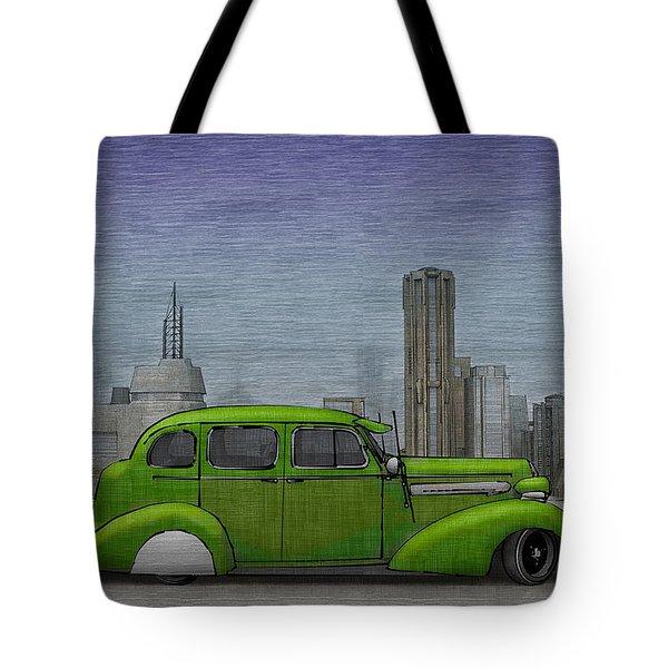 1936 Buick  Tote Bag