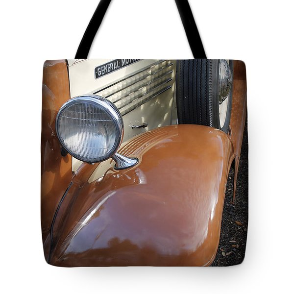 1936 Gmc Pickup Truck 2 Tote Bag