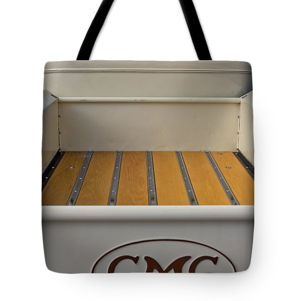 1936 Gmc Pickup Truck 4 Tote Bag