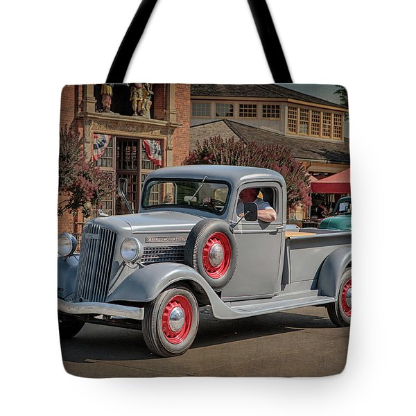 1936 Gmc T-14 Pickup  Tote Bag